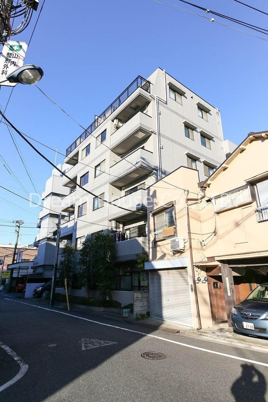 礼金0円で設備充実の都民住宅。全居室に窓あり通風・陽当たり良好 表紙