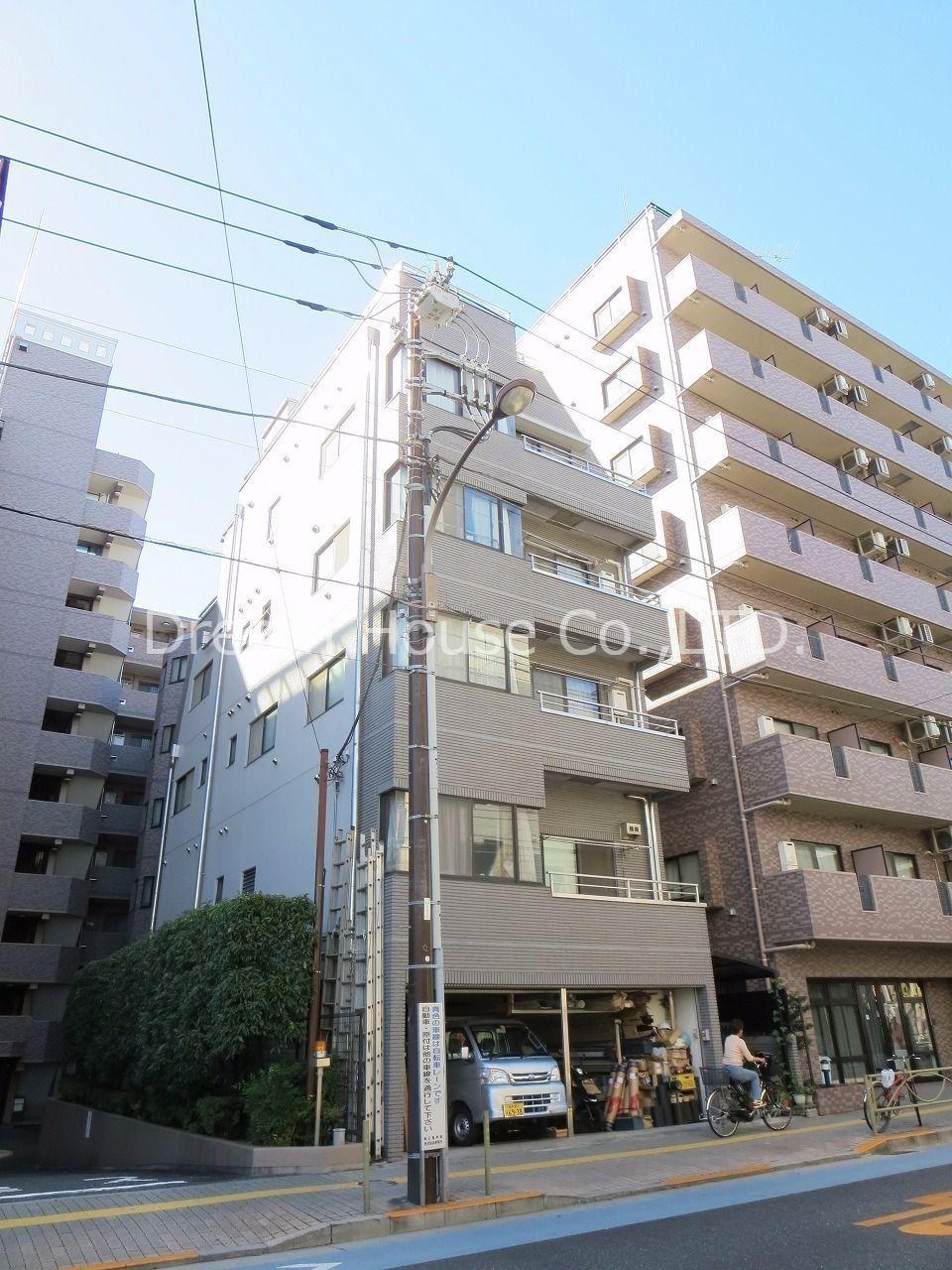 SK古沢ビルは白山駅徒歩3分の2DK賃貸マンションです。シングルでもお勧めです。