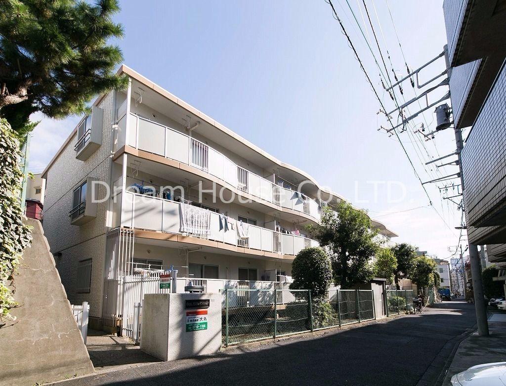 文京区屈指の人気を誇る、誠之小学校に隣接する白山しろがねマンション 表紙