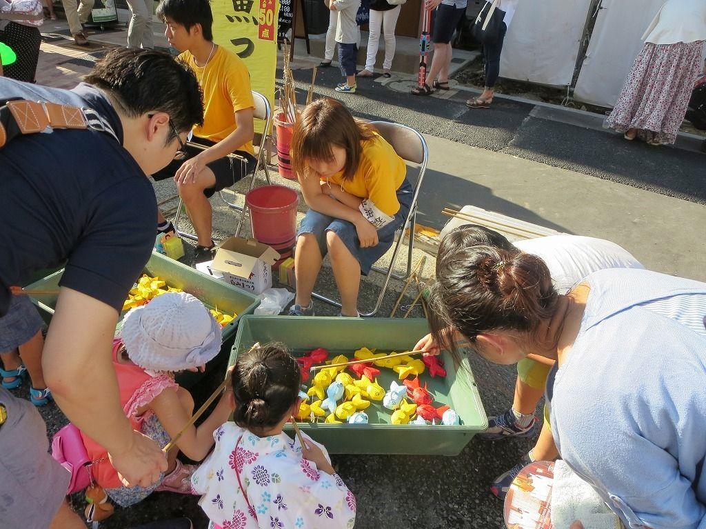 文京区向丘商店街振興組合主催の白山まつり。子供も楽しめるお祭りは毎年9月の第一土曜日・日曜日に開催されます。