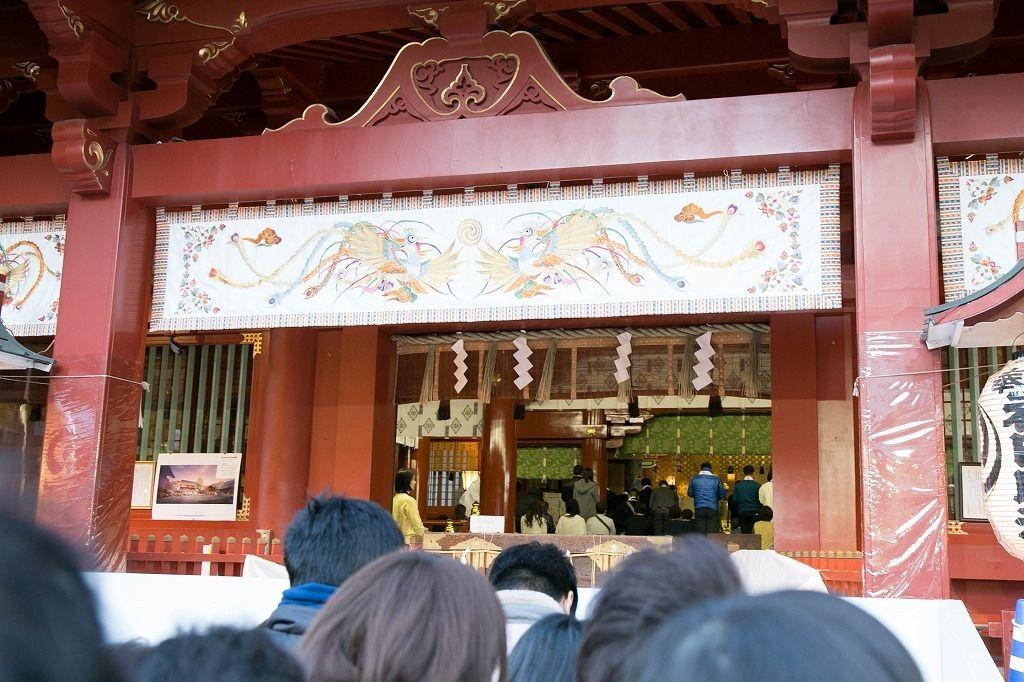 神田明神は御茶ノ水駅または秋葉原駅から行くのが便利です。三が日は混み合うので参拝に行く方は暖かい格好をして行ってください。文京区の賃貸ファミリー向け不動産のドリームハウス株式会社
