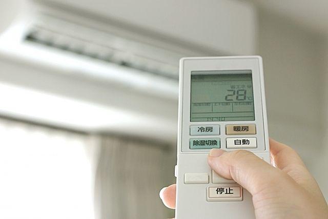 エアコンクリーニング・点検は夏を迎える前に行いましょう。