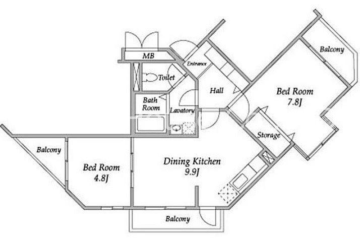 本駒込メゾン・モンブラン104号室 フルリフォームしました。
